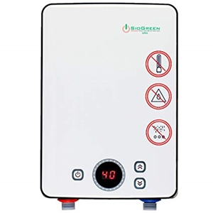 Sio Green IR30 POU Tankless Water Heater
