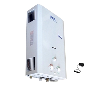 Aquah Indoor 16L Tankless Gas Water Heater