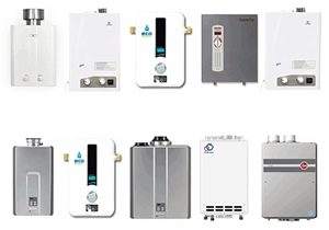 Gas Tankless Water Heater Buying Guide